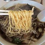 34452807 - 平打ちピロピロ麺