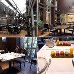 神戸北野ホテル - 神戸北野ホテルの世界一の朝食は ダイニングカフェ「イグレック」で頂きます 2014.11.17撮影