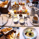 神戸北野ホテル - 神戸北野ホテルの世界一の朝食は厳選素材使用で贅沢&優雅に過ごせます 2014.11.17撮影