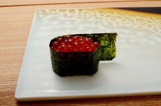 寿司 高瀬 - いくら