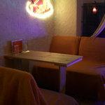 BAR Room - テーブル