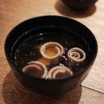 平田牧場 - 味噌汁