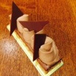パティスリー ル テニエ - 1/24  ヘーゼルナッツの香ばしい「レ ノワゼット」
