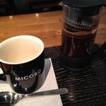 MIKAGE COFFEE LABO - 紅茶みたい?自分でプレスするコーヒー
