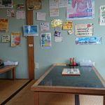 34463479 - レトロな和室で頂くご飯が嬉しいです、