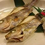 薩摩魚鮮 - いさきの塩焼