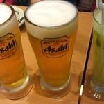 薩摩魚鮮 - 乾杯