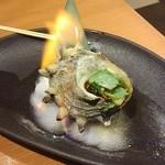 薩摩魚鮮 - つぶ貝焼