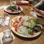34465165 - コース料理の前菜です。
