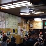 34465869 - (2015年1月再訪)店内、めちゃゴミ!