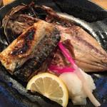 34467588 - 焼き魚3種類