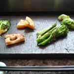 34468727 - 焼き野菜