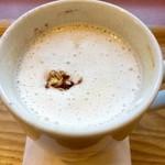 34469182 - コーヒーの気泡なんだよ〜^ ^