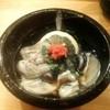 魚がし寿司 - 料理写真:牡蛎