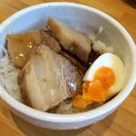 ラーメン大桜 - ざく丼 紅しょうが抜き360円