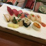 34471934 - おまかせ寿司 3000円