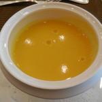 ル・トリアノン - かぼちゃのポタージュスープ