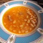 34475358 - 豆と牛肉のスープ♪