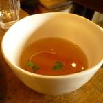 ハーストーリィ ハウス - スープ
