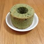 フェスティバロ - 唐芋の葉と茎を使った栄養たっぷりの唐菜シフォンケーキ。もちろん味もオススメです。