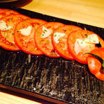 浅葱  - フルーツトマトのカルパッチョ