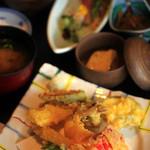 倭寇 - 天ぷら定食