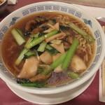 中国料理 小花 - 鮮蠔湯麺