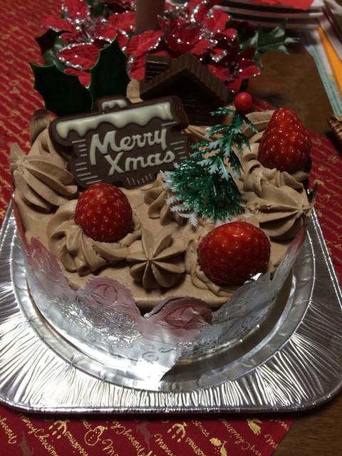 ラ・ボンヌ - クリスマスケーキ