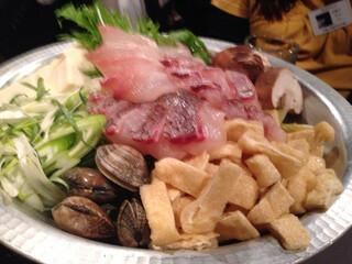 おっきゃがり - 海鮮ちゃんこ鍋