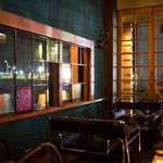 Bar d - テーブル席