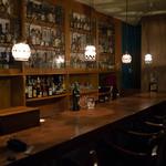 Bar d - カウンター席