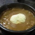 麺屋 らいこう - 味噌には粉チーズのトッピング