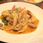 フォー ベト レストラン - 鶏肉のレモングラス炒め