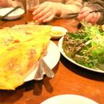 フォー ベト レストラン - ベトナム風お好み焼き