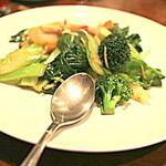 フォー ベト レストラン - 青菜のベトナム風炒め