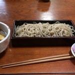 手打蕎麦 雲平 - 料理写真:つけ鴨そば(1300円)