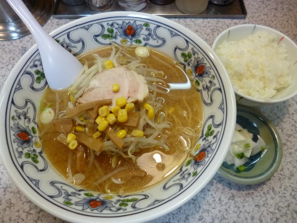 中華料理チュー