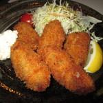 カサブランカ - 厚岸牡蠣フライ