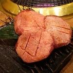 焼肉 からし亭 - 料理写真:特上タン塩