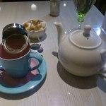 カフェ テーブルテラス - ダージリンティー