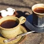 mute. - コーヒー