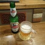 GARAM - キングフィッシャー(インドビール)650円