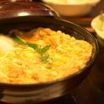 丹永亭 - 卵丼