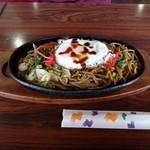 """フェニックス - 料理写真:喫茶店で出てくる""""完璧な焼きそば"""""""