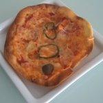 3449330 - トマトのピザ