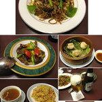 中国飯店 - 石巻グランドホテル 中國飯店 牡蠣焼きそば 等 2014.5.3撮影