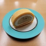 ホソミー ファクトリー - 和三盆ロールケーキ