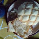 スイーツハウス - メローネのメロンパン