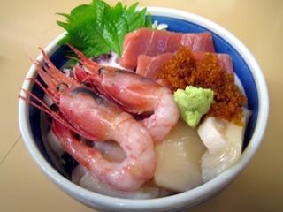 食事処 ながもり - 海鮮丼