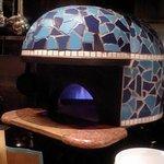 3450551 - 小さなかわいいピザ釜です